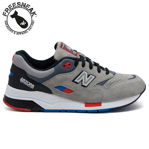 Sneakers Cewe New Balance new balance 1600 grey cm1600ba sneakers shoes