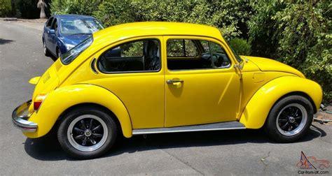 volkswagen beetle  vic