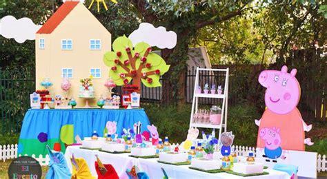 todas novedades peppa pig mi fiesta de cumplea 209 os decoraciones de cumple de pepa imagenes ideas para una fiesta tem 225 tica de cumplea 241 os