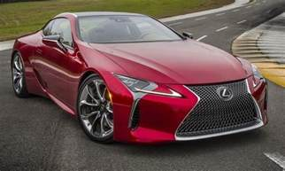 Lexus Coup Lexus Lc 500 Makes Bold Statement With Stunning Design