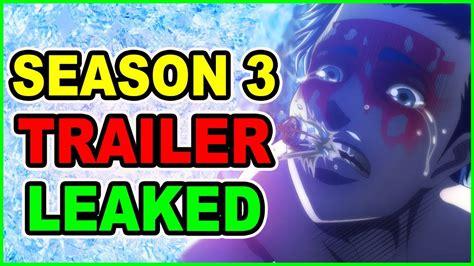 free watch anime attack on titan season 3 leaked attack on titan season 3 trailer leaked shingeki