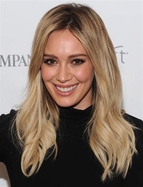 image gallery hilary duff hair