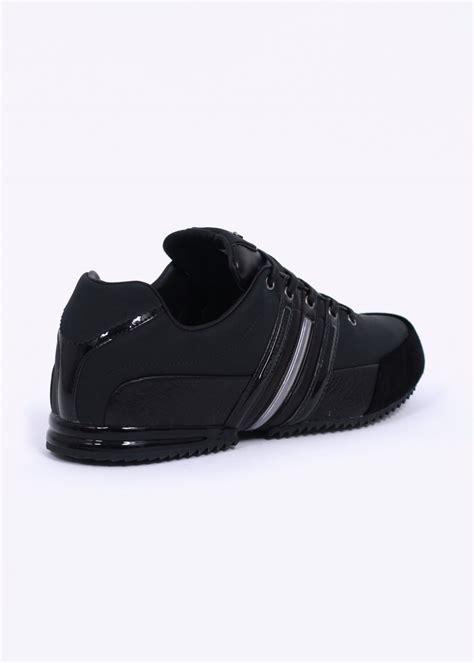 adidas y3 adidas y3 sprint trainers black