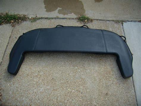 audi tt boot cover find 2000 2006 audi tt cabriolet convertible factory top