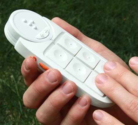 braille budy helps visually impaired people learning how