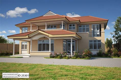 5 bedroom home 5 bedroom house plan 2 story id 25301 house plans by