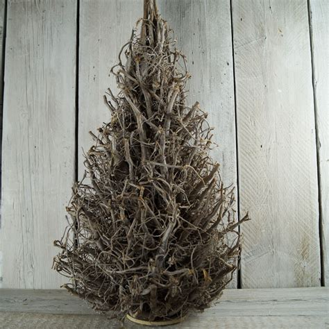 tree made of twigs root tree satchville gift co decoration