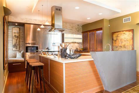 modern japanese styled loft apartment  york city