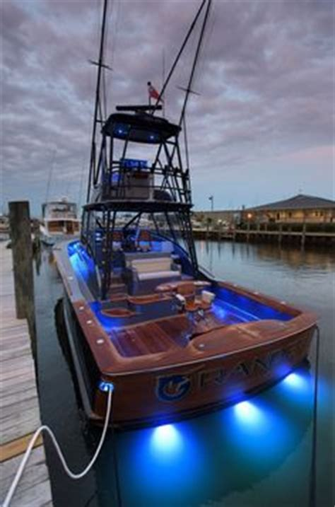 deep sea fishing boat setup jarrett bay quot grander quot fishing favorites pinterest