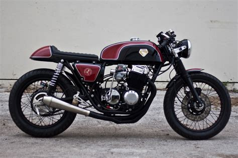 Handmade Cafe - dcc mabel cb750 cafe racer return of the cafe racers