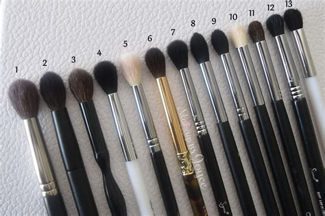 Professional Blending Brush makeupbyjoyce review tapered crease blending