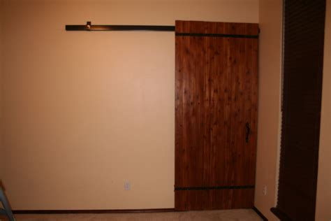 Barn Doors Sliding White Sliding Barn Door Diy Projects