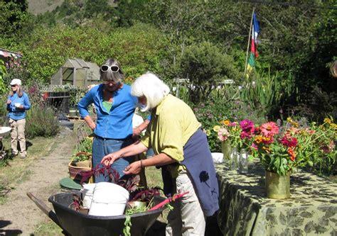 Marin Master Gardeners by Organic Gardening