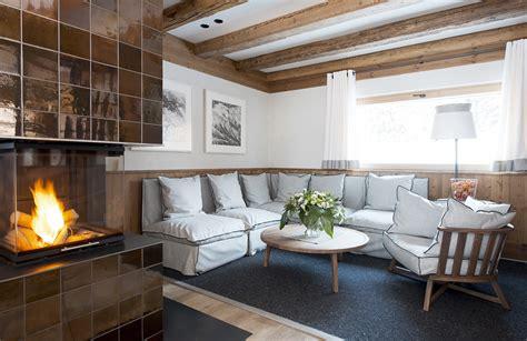 wohnzimmer chalet urlaub im privaten ferienhaus chalet arlberg in lech