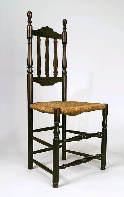 frank banister banister back chair
