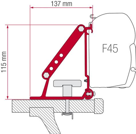 fiamma awning installation fiamma awning installation to roof rails kit auto adapter
