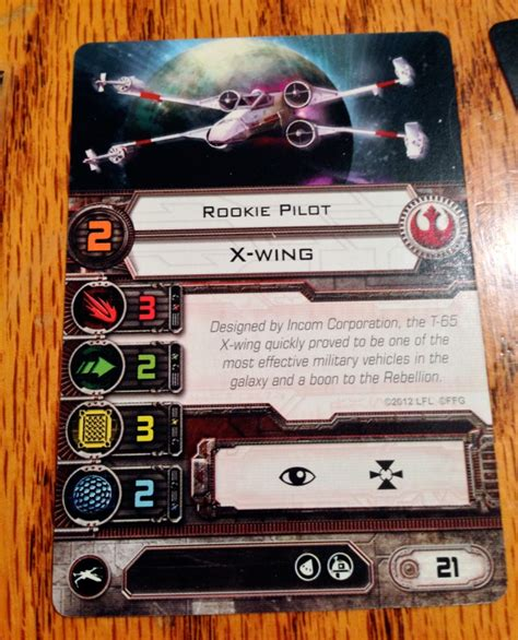 x wing pilot card template wars x wing miniatures review board quest