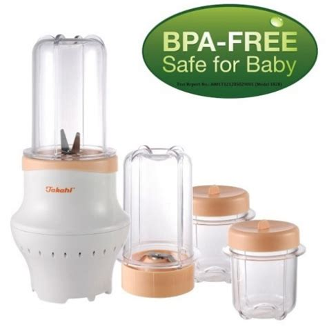 Blender Baby Food takahi baby food electric blender
