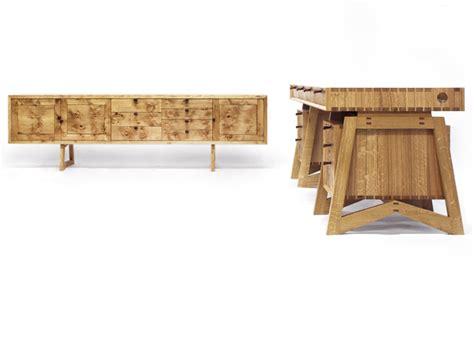 oak desk by hugh miller furniture handmade