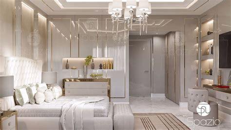 master bedroom interior design photos غرفة نوم تنفيذ spazio interior decoration llc homify 19140 | modern bedroom grey spazio interior decoration llc