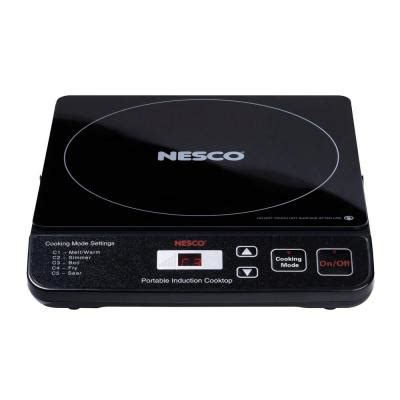 Nesco Portable Induction Cooktop - 10 in portable induction cooktop