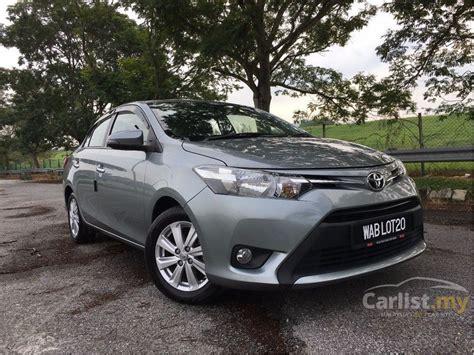 2015 Toyota Yaris 1 5 E M T toyota vios 2015 e 1 5 in kuala lumpur automatic sedan