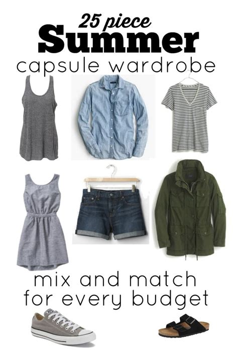 Do You A Separate Budget For Clothes And Accessories by 25 Best Ideas About Capsule Wardrobe Summer On