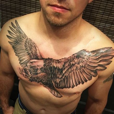 eagle chest tattoos best 25 eagle chest ideas on geometric