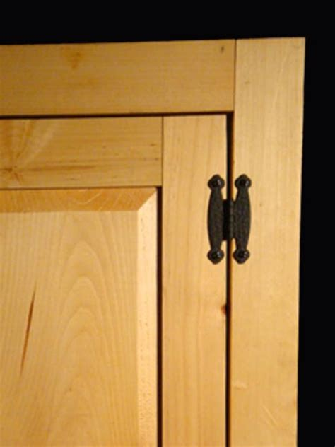 crafted solid pine cabinet door sle