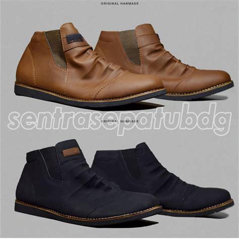 Sepatu Santai Elegan sepatu pria elegan moofeat helios boots casual santai
