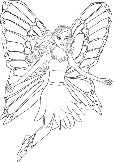 coloring pages printables barbie elegant barbie coloring pages free large images