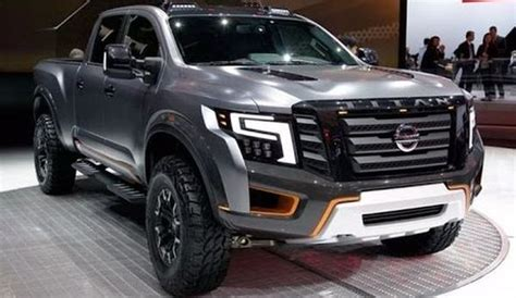 2019 Nissan Warrior by 2017 Nissan Titan Warrior 2019 Release Date And Price