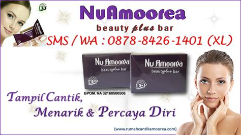 Berapa Sabun Amoorea distributor resmi sabun nu amoorea