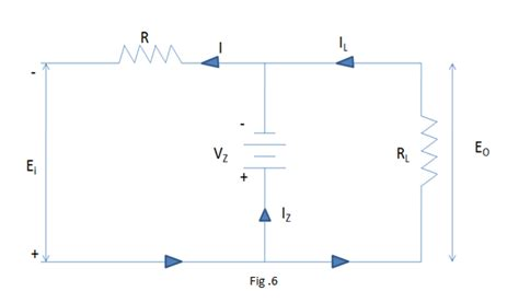 diode constant resistance what is a zener diode and how it is used as a voltage stabiliser electronics post