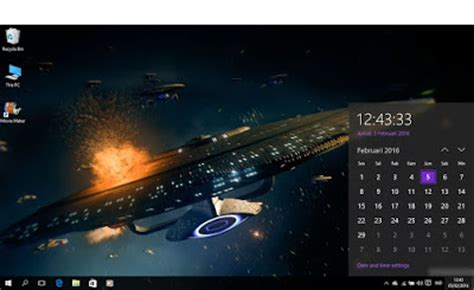 themes for windows 7 new 2016 star trek beyond 2016 theme for windows 7 8 8 1 and 10