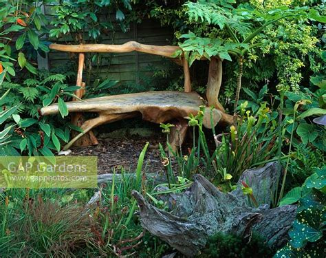 wooden bench philippines gap gardens a place to sit with jungle style wooden