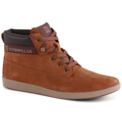 caterpillar poe mens ankle boots in