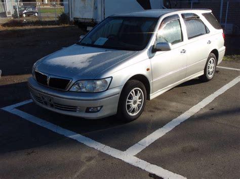 Toyota Vista 2002 Toyota Vista Ardeo Pictures 2000cc Gasoline
