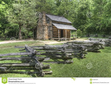 Great Smoky Mountains Log Cabin Oliver Log Cabin Great Smoky Mountains National Park