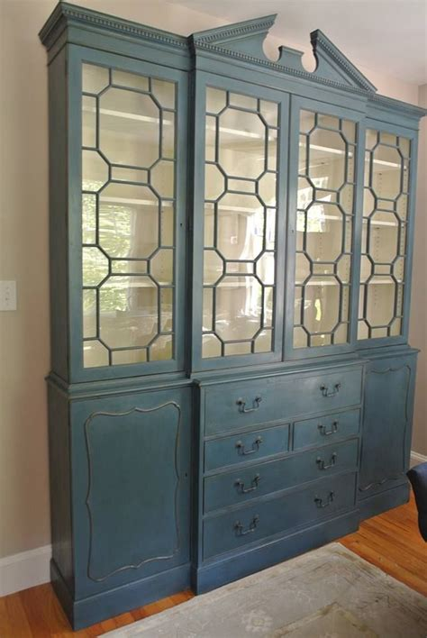 Painted China Cabinet by Pin By Sloan Unfolded On Chalk Paint 174 Aubusson
