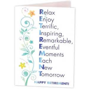 happy retirement greeting card positive promotions