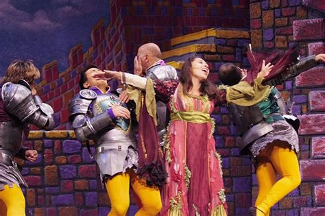 Once Upon A Mattress Synopsis by Costumes Once Upon A Mattress Production