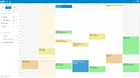 calendar app calendar apps app store nextcloud