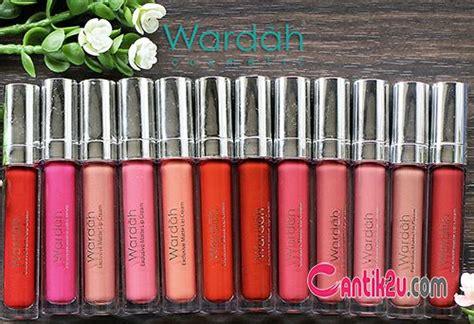 Dan Jenis Lipstik Wardah harga lipstik wardah matte lasting warna terbaru 2018