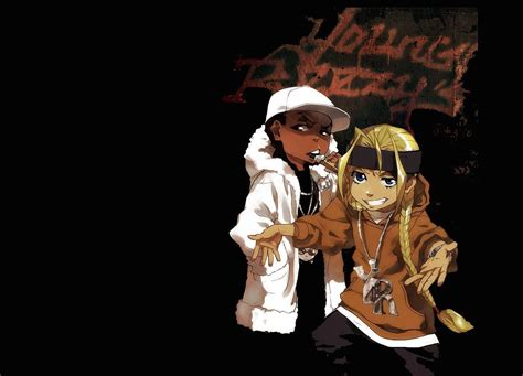 The Boondocks Android Wallpaper