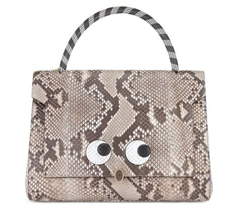 Pre Order Update From Anya Hindmarch On Bag That Isnt Plastic As Seen On Reese And Keira And Lilly by Anya Hindmarch S Cheeky Resort 2016 Accessories And