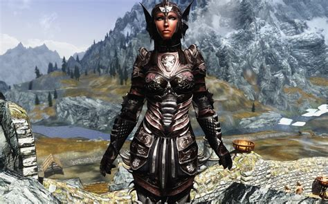 skyrim cbbe hdt armor hdt armors unp newhairstylesformen2014 com