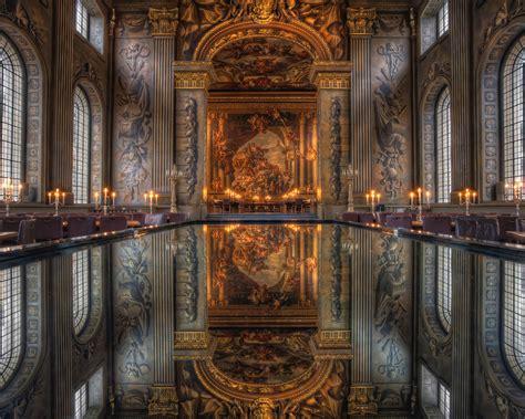 fine art in a baroque style architecture interior design