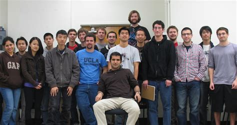 Ucla Computer Science Mba by Navid Amini Phd Of California Los Angeles