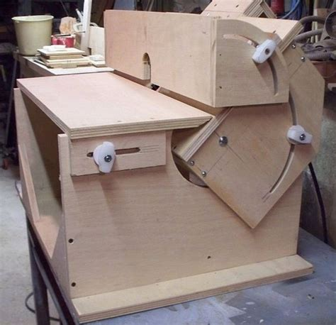 router bench plans vertical horizontal router table build woodworking